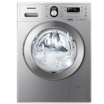 Lavarropas Samsung Wf1904wpuu 9kg 1400rpm Color Silver Gtia.