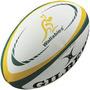Pelotas De Rugby Gilbert Mini Nations Oficial Nº 1 Con Logos