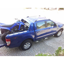 Ford Ranger Limited Automatica Azul, 4x4