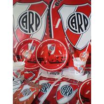 River Plate-cumple Tematico 25 Chicos