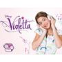 Super Kit Imprimible Violetta Cumpleaños 7 En 1