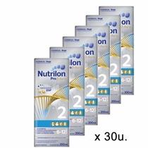 Nutrilon 2 Carton Pro Futura Leche Bebes 200 Ml X 30u Hierro