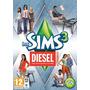 Los Sims 3 Diesel Pc Mac Original Pack Moda Y Muebles Centro