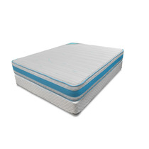 Colchon Suavestar Sport Inner Pillow Top 140x190 30kg