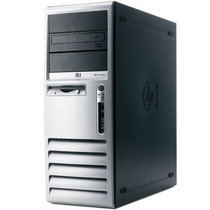 Pc Hp 7700 Core 2 Duo 1,86ghz/2 Gb De Ram/disco 80gb/lec Cd