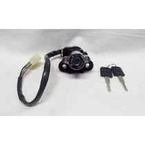 Llave Contacto / Tambor Arranque Motomel Custom 200cc