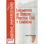 Guia De Estudio Universitario De Derecho Procesal Civil