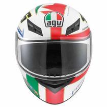 Casco Agv K3 Icon Moto Gp Valentino Rossi