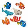 Figuras Buscando A Dory Con Movimiento Nemo Destiny Hank Etc