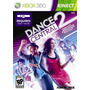 Juego Dance Central 2 Xbox 360 Ntsc Español Kinect