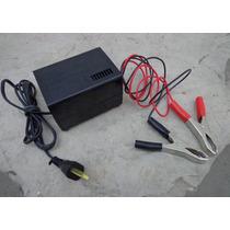 Cargador De Bateria De Auto Moto O Gel 12v 5a Super Oferta