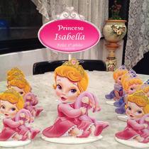 Centro De Mesa O De Torta De Princesas Disney