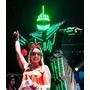 Traje Completo Robot De Leds - Circo ,todo Para Tu Evento