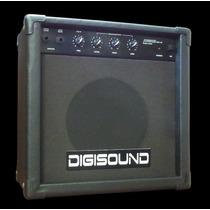 Amplificador Guitarra 20w Digisound Mira El Video !!