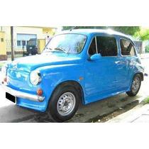 Fiat 600 Faldones Sport. Dejalo Deportivo