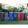 Cesto Basurero Plast Residuos Ecologico Tapa Vaiven 53 Ltrs.