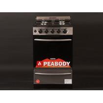 Cocinas Peabody 53 Cm/ Acero Inoxidable/ Horno Y Parrilla