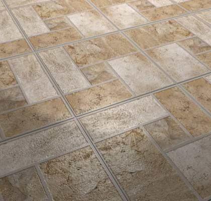 Ceramica piso rustica esmaltada primera otros a ars 88 9 - Ceramica rustica para suelos ...