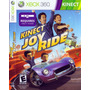 Juego Joy Ride Kinect Xbox 360 Ntsc En Español