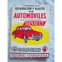 Libro Reparación Y Ajuste De Automóviles Renault Gordini .