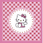 Kit Imprimible Hello Kitty Invitaciones Banderines Candy Bar