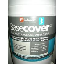 Fullcover Base Niveladora Fibrada Microcemento Alisado 10m2