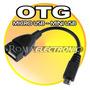 Adaptador Cable Otg Micro Usb O Mini Usb A Usb Hembra Tablet
