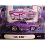 1966 Pontiac Gto Exclusivo Muscle Machines 1/64