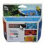 Cartucho Gneiss Hp 60 Negro Xl D110 F4280 4480 4580 C4680