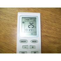Control Remoto Para Aire Acondicionado Philco Frio Calor Nvo