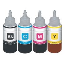 Tinta Epson Alternativa Combo L200 L210 L355 L555 L800 Cx Tx