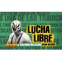 Lucha Libre - Flip Book De Santiago Melazzini