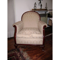 Elegantes biombos sillones en muebles antiguos en for Sillones clasicos ingleses