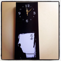 Reloj Moderno 20x50cm