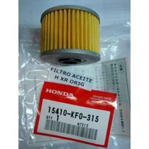 Filtro Aceite Honda Xr250 Xr600 Tornado Twister