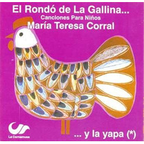 Maria Teresa Corral Cd El Rondo De La Gallina