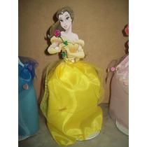 Princesas De Disney Centro De Mesa O Torta