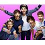 Kit Imprimible One Direction Diseñá Tarjetas, Cumples