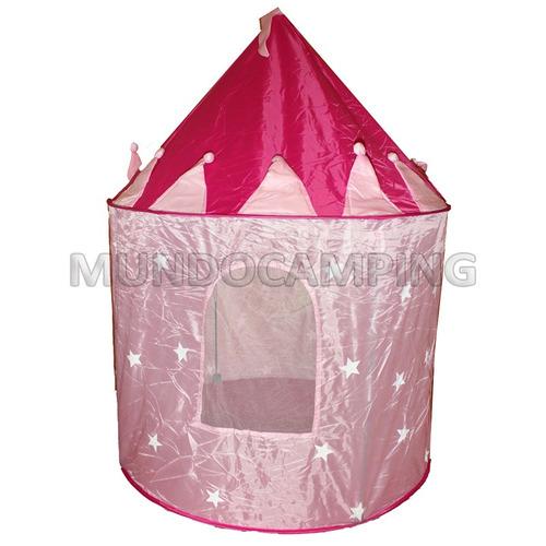 Castillo princesas pelotero casita de juegos carpa - Casitas de princesas ...