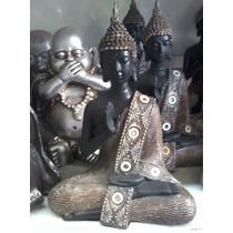 Buda Estatuillas Diversos Modelos, Medidas Y Materiales