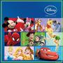 Papel Muresco Disney Vinilico Linea Fundasoul Empapelado