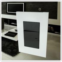 Dimmer Luz O Ventilador 300w Linea Nueva Jeluz Platinum