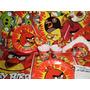 Angry Birds 20 Chicos Super Cumpleaños Tematico