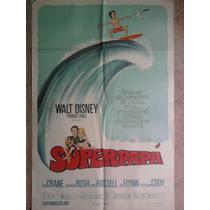 Superpapa 1609 Walt Disney Afiche De 1.10 X 0.75