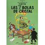 Las 7 Bolas De Cristal - Tintin - Tapa Dura Hergé - Juventud