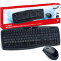 Kit Teclado Mouse Inalambrico Genius Kb 8000 Smartv