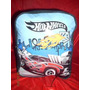 Mochila Hot Wheels Espalda Escolar Liquido Outlet ! Original
