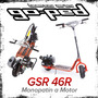 Monopatin A Motor Goped Gsr 46r Plegable Nafta Scooter 46 Cc