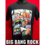 Remera Ska-p Talle M - Medium (50 X 68 Cm) Big Bang Rock