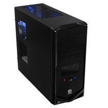 Gabinete Thermaltake V4 Black Edition Gaming Mid Tower Steel